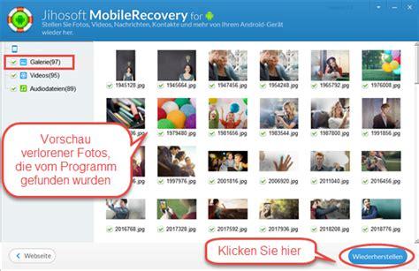 benutzerhandbuch fuer jihosoft android handy datenrettung