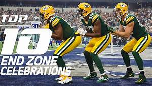 Top 10 End Zone Celebrations of 2017 | NFL Films - YouTube