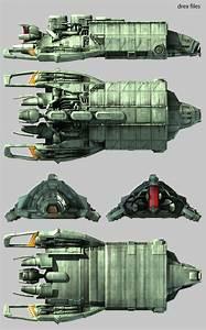 Starship Schematic Database - Klingon Empire