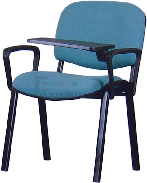 Chair With Writing Table In Press Conference,conference