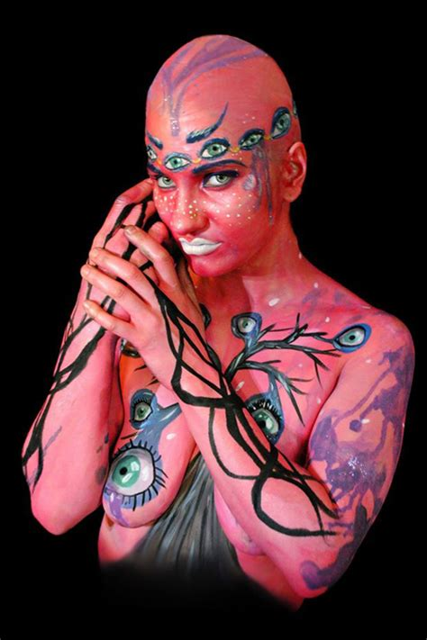 artists  nyc bodypainting day  bodypainting day