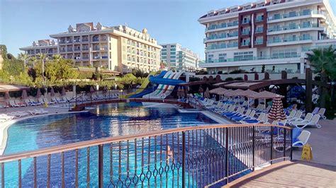 Hotel Adalya Ocean Deluxe Recenzie (evrenseki, Side. Viva Bahia Hotel. Aeolian Gaea Hotel. Hotel Velanera. Main Palace Hotel. Airport Manor Inn. Crowne Plaza Hotel Toronto Airport. Grand Hotel. Ester Hotel