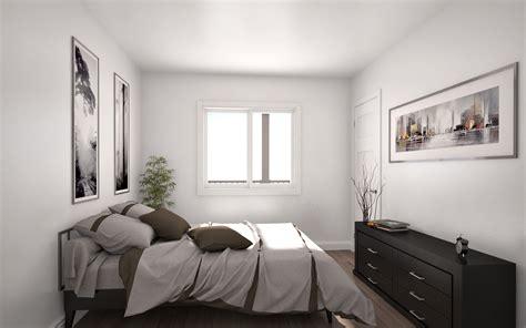 chambre 3d chambre condo illustration 3d photoréaliste montréal