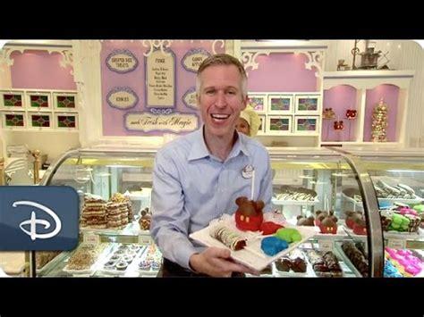 main street confectionery sweet treats walt disney world youtube