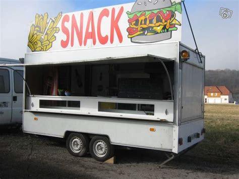 meuble cuisine caravane remorque snack occasion