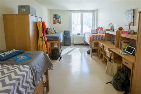 nyc housing  broadway pace university