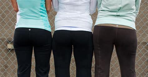 lululemon shares fall  company recalls yoga pants