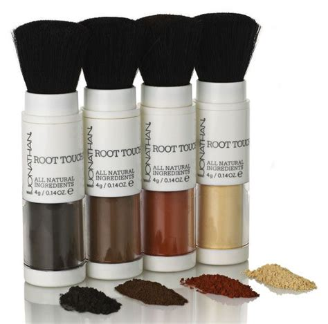 Hair Root Cover by Jonathan Product Awake Color Root Touch Up Cover Up