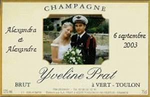 Etiquette Champagne Mariage : our tips to choose the champagne for your wedding ~ Teatrodelosmanantiales.com Idées de Décoration