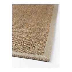 Tapis Jute Ikea by Ikea Osted Rug Flatwoven Polyester Edging Makes The Rug
