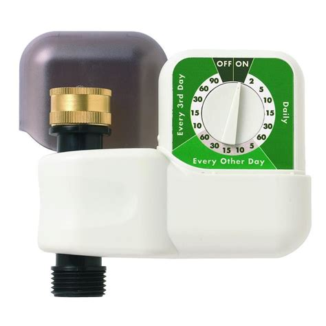 orbit single dial timer 62024 the home depot