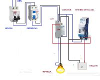 Grasslin Time Clock Wiring Diagram by Electrical Diagrams Clock Timer Contactor Ladder 4 Wires