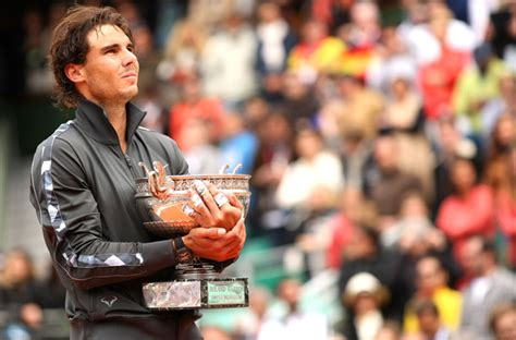 rafael nadal win  french open titlesthe tennis space