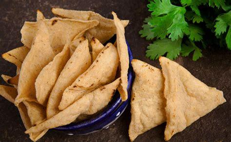 cuisine simple totopos la botana tradicional de méxico