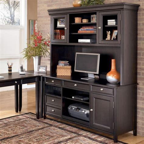 ashley furniture desk with hutch 17 best images about entertainment centers 80 quot and under