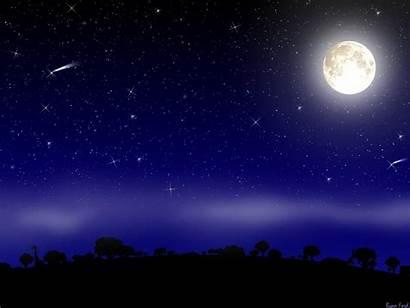 Langit Malam Gambar