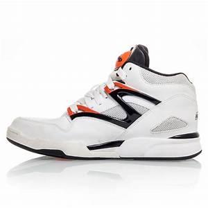Reebok Pump Omni Lite M - Mens Basketball Shoes - White ...