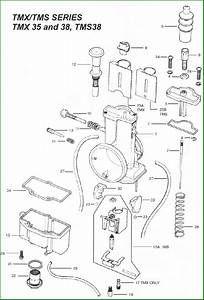 Mikuni Vm22 Parts Diagram