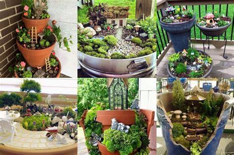 gestaltung ideen fuer minigarten nettetippsde