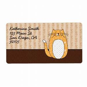 charity shipping address return address labels zazzle With charity address labels
