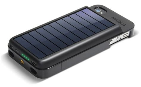 iphone solar charger eton mobius solar iphone charging juice up with the sun
