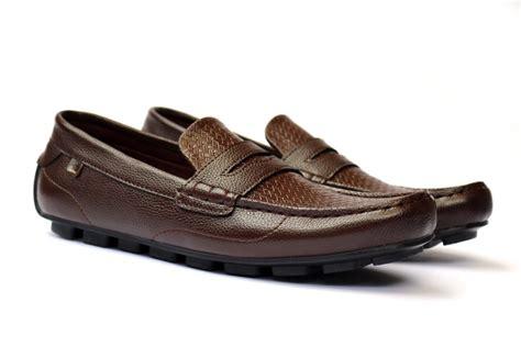 Sepatu Bally Mocasin Coklat jual sepatu moccasin pria coklat hitam original bandung