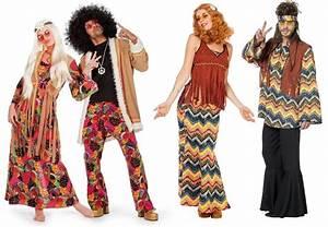 Hippie Look 70er : hippiekost m 70er 80er jahre kleid kost m flowerpower damen hippie party disco ebay ~ Frokenaadalensverden.com Haus und Dekorationen
