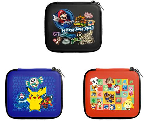 japan official mario pokemon animal crossing ds
