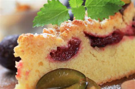 plum cake recipe goodtoknow