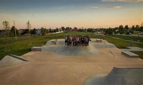gillette wyoming skatepark complete spohn ranch
