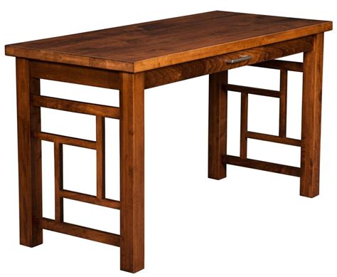 contemporary writing desk from dutchcrafters amish furniture
