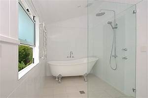 Queenslander renovation townsville bathroom for Queenslander bathroom