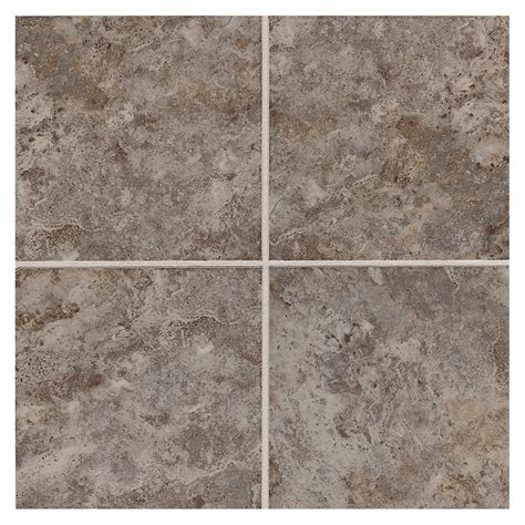 lowes flooring ceramic tile shop american olean bellaire earth beige ceramic floor tile common 12 in x 12 in actual 11