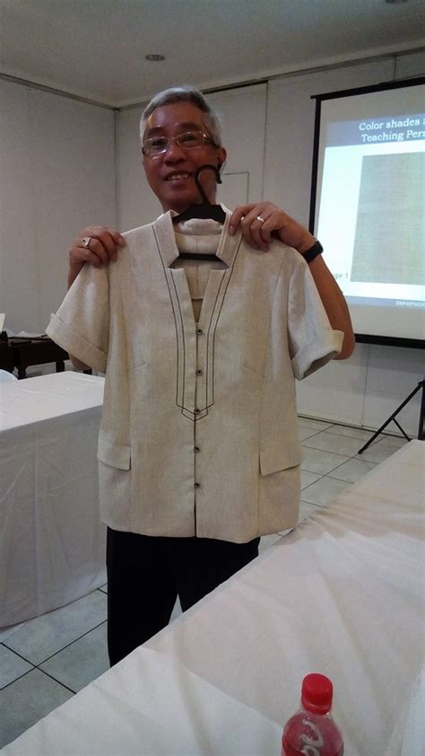 Sample Final and Actual Design of DepEd Uniform 2016 ...