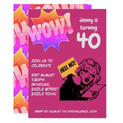 the hill birthday card template the hill birthday invite any age zazzle