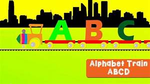alphabet train abcd zee version youtube With alphabet train learning letters