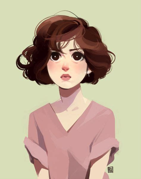 molly ringwald curly hair pin by will spencer on cartoon references drawings art