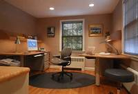 good looking office color ideas Diseño de Interiores de Casas Pequeñas Modernas