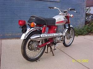 Buy 1971 Honda Cl70 Scrambler Barn Fresh Find 71 3849 On