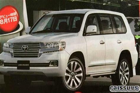 2018-2019 Toyota Land Cruiser 300 | New cars - Price ...