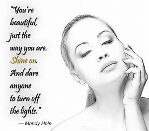 46 Amazing Quot... Outside Beauty Quotes