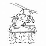 Carrier Aircraft Coloring Transportation Pages Printable Kb Drawing sketch template