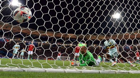 Belgium keeper Thibaut Courtois: Hungary gameplan was too open