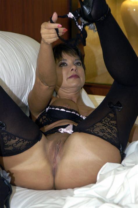 Milf Tanja 6 2  Porn Pic From Milf In Black Lingerie