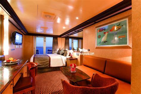 costa deliziosa mini suite category