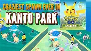 Oster Event Pokemon Go : insane spawn johto park pikachu outbreak in pokemon go park event youtube ~ Orissabook.com Haus und Dekorationen