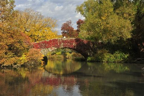 Best Fall Photo Spots in Central Park