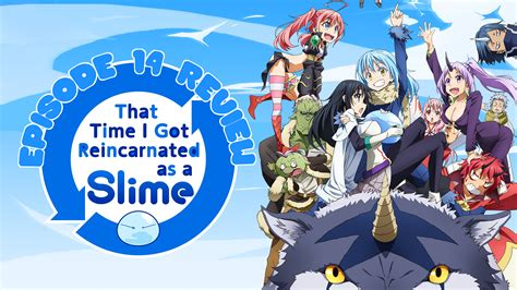 Slime Isekai Anime Ep 14