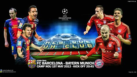 CL SEMI FINAL: Barcelona X Bayern — FIFA Forums | Please ignore the formation. i didn't do it (just copy/paste)