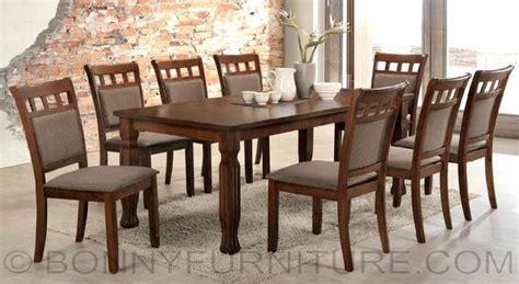 JIT Octave (8 Seater) Dining Set   Bonny Furniture